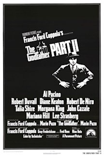 Poster of The Godfather, Part II