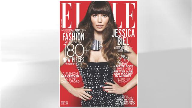 Jessica Biel: 'Swimming Naked' Best Part of Marriage