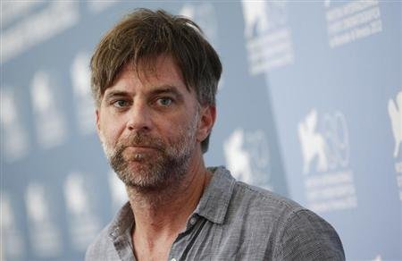 "U.S. director Anderson poses during the photocall of the movie ""The Master"" at the 69th Venice Film Festival"