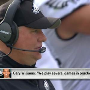 Philadelphia Eagles slow starts due to tough practices?