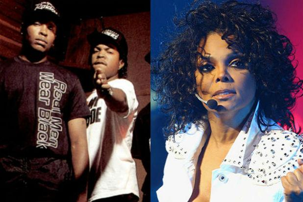 N.W.A, Janet Jackson, Nine Inch Nails Among 2016 Rock and Roll Hall of Fame Nominees