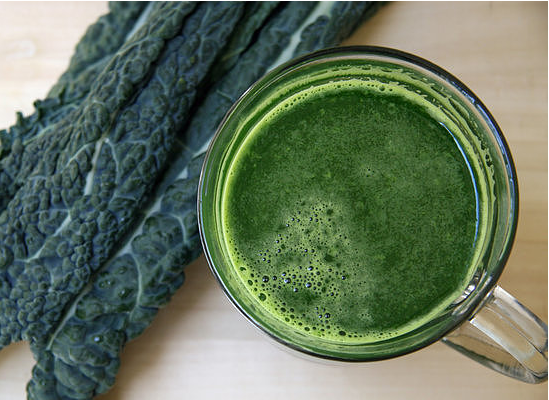 Low-Sugar Green Juice