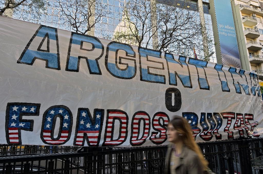 Holdout creditor says Argentina 'bought' support