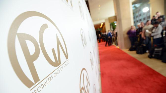 A general view of atmosphere at the 24th Annual Producers Guild (PGA) Awards at the Beverly Hilton Hotel on Saturday Jan. 26, 2013, in Beverly Hills, Calif. (Photo by Jordan Strauss/Invision for The Producers Guild/AP Images)