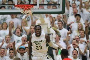 Colorado State beats No. 13 San Diego State 77-60