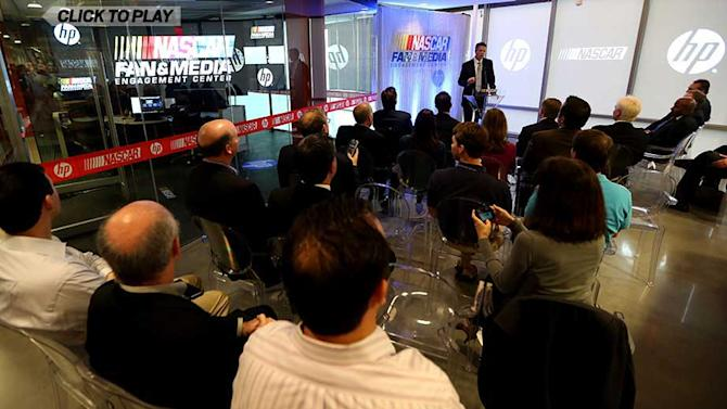 NASCAR Launches Fan and Media Engagement Center
