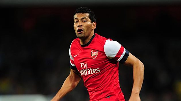 Andre Santos made 26 appearances for Arsenal, scoring four goals