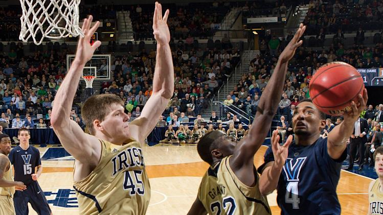 NCAA Basketball: Villanova at Notre Dame