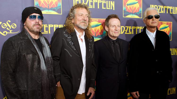 NBC's 'Revolution' snares Led Zeppelin songs