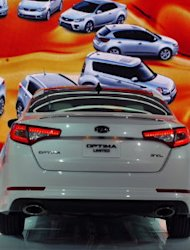 KIA Luncurkan Optima SX Limited