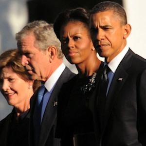 Mandela: Obamas, former presidents head to South Africa