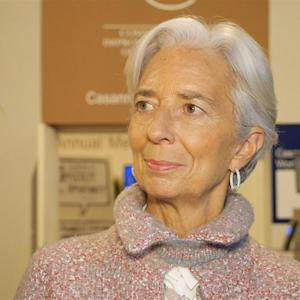 Lagarde Says Greece Must Honor Its Commitments