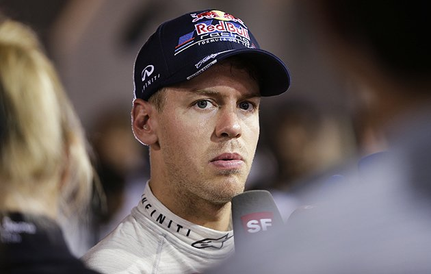 Gray Matter: Time for Vettel to attack