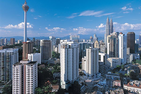 9. Malaysia 5-year price growth: 28.5 percent   In an attempt to curb spiraling house prices in Malaysia, the government is considering doubling the entry price for foreigners buying property in the c
