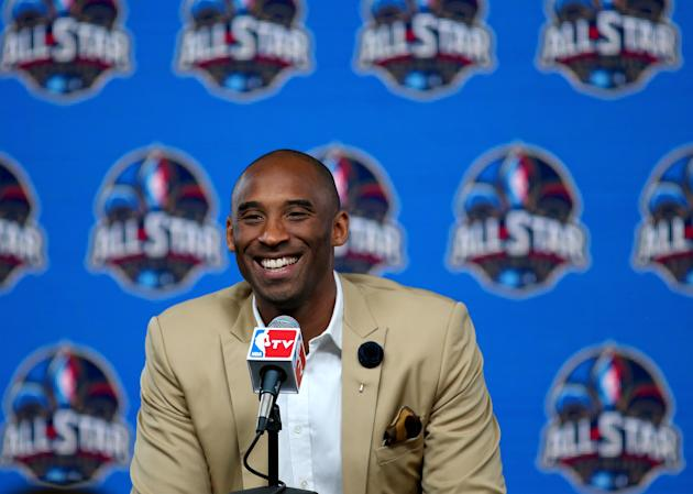 NBA All-Star Press Conferences-Media Availabilty 2014