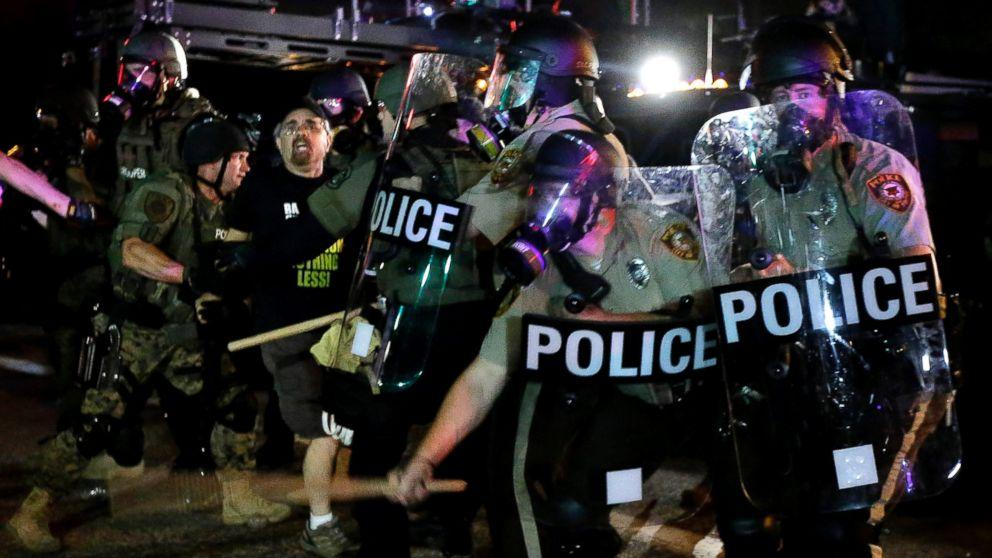 Ferguson Report: Rampant Racism and Other Scathing Findings From Probe