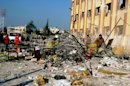 Death toll from Syria university blasts reaches 87