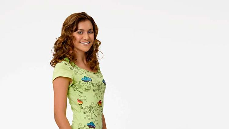 "Alyson Stoner as ""Caitlyn Geller"" in Camp Rock."