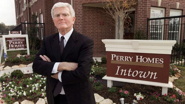 How Mega-Donor Bob Perry Spent His Political Money