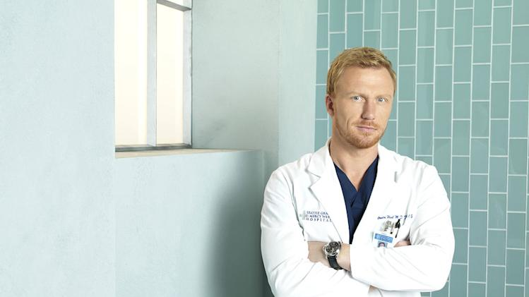 "Kevin McKidd stars as Owen Hunt in ""Grey's Anatomy."""