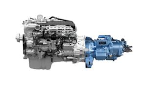 Kenworth T680, PACCAR MX-13 Engine, and Eaton Fuller Advantage Optimize Fuel Economy