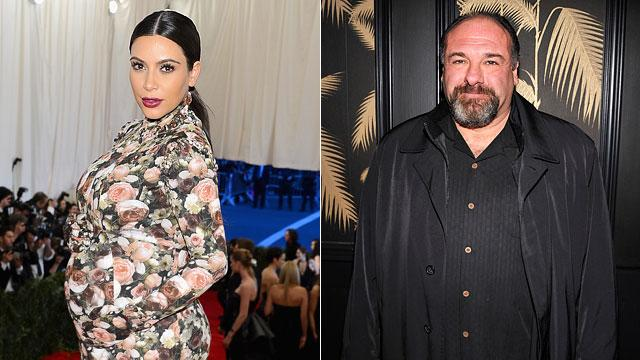 Buzzmakers: Kimye's Baby & Remembering Gandolfini