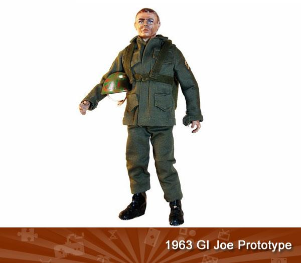 1963 GI Joe Prototype
