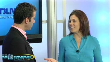 Scott Redler, Chief Strategic Officer for T3Live, and Nicole Urken from  theStreet and Mad Money, pull up candlestick charts, looking at the technicals and fundamentals of stocks and their sectors.