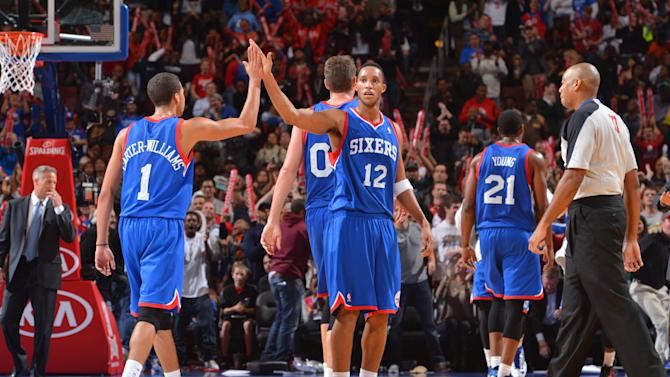 76ers win again, beat Bulls