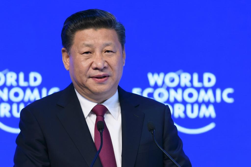 Xi rebukes globalisation's foes as Trump presidency nears