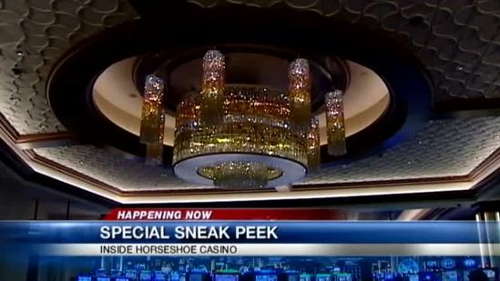 Horseshoe Casino ready to open
