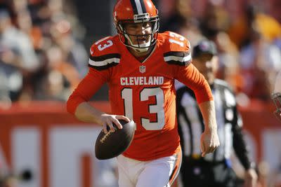 Ravens vs. Browns 2015 odds: Ravens betting underdogs at Browns Monday night