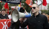 Russian Opposition Leader Held Over &#39;Riot Plot&#39;