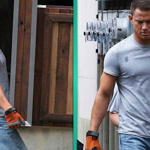 First Look at Channing Tatum in 'Magic Mike XXL'