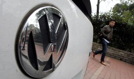 VW Finance sees boost from China reserves policy move