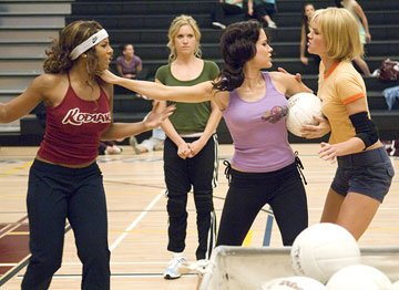 Ashanti , Brittany Snow , Sophia Bush and Arielle Kebbel in 20th Century Fox's John Tucker Must Die