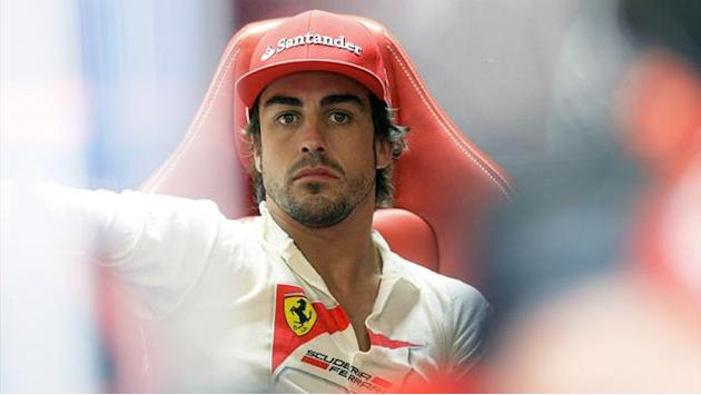 Drivers: Alonso unhappy