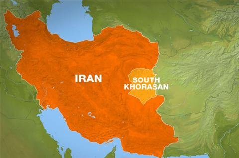 Deadly earthquake hits eastern Iran