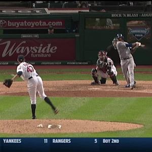 Bauer escapes jam with DP