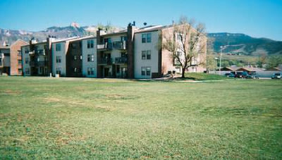 192-unit apartment complex in Parachute, Colorado sold at live auction by Williams & Williams