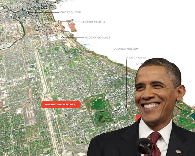 Presidential Ambitions: The Obamas Launch Search for Presidential Center Architect