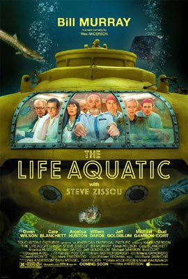 Touchstone Pictures' The Life Aquatic with Steve Zissou