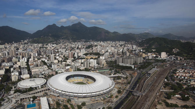 Brazil judge lifts Maracana concession injunction