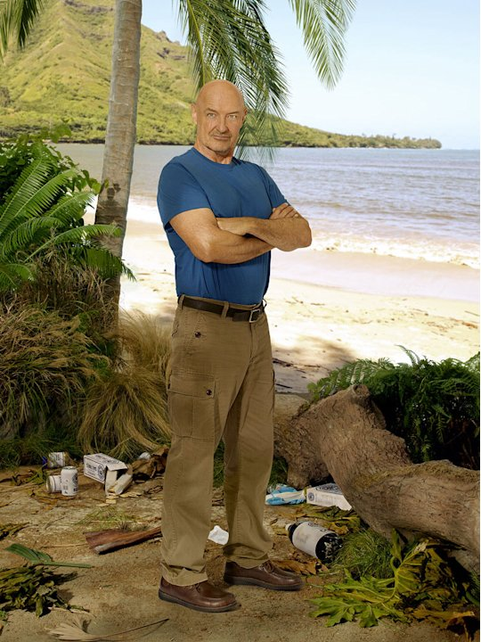 Terry O'Quinn stars as Locke on &quot;Lost.&quot; 