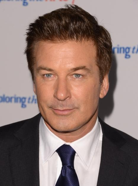 Alec Baldwin attends the 6Th Annual Exploring the Arts Gala hosted by Tony Bennett and Susan Benedetto at Cipriani 42nd Street, NYC, on October 4, 2012 -- Getty Images