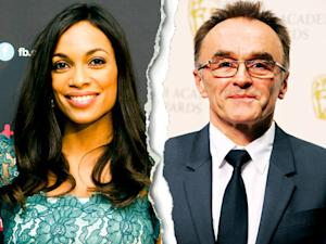 Rosario Dawson and Danny Boyle Split, Ignore Each Other at Trance Press Junket