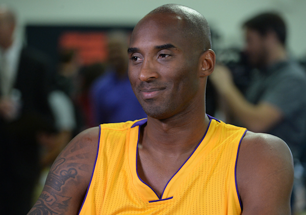 Kobe Bryant: 'When I leave, it's because I choose to'