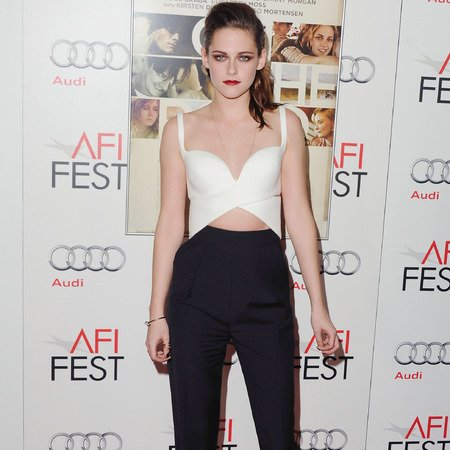 "Kristen Stewart admits watching her sex scenes ""shock the sh*t out of me"""