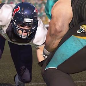 Madden NFL 15 Gameplay Features - War in the Trenches 2.0 Trailer