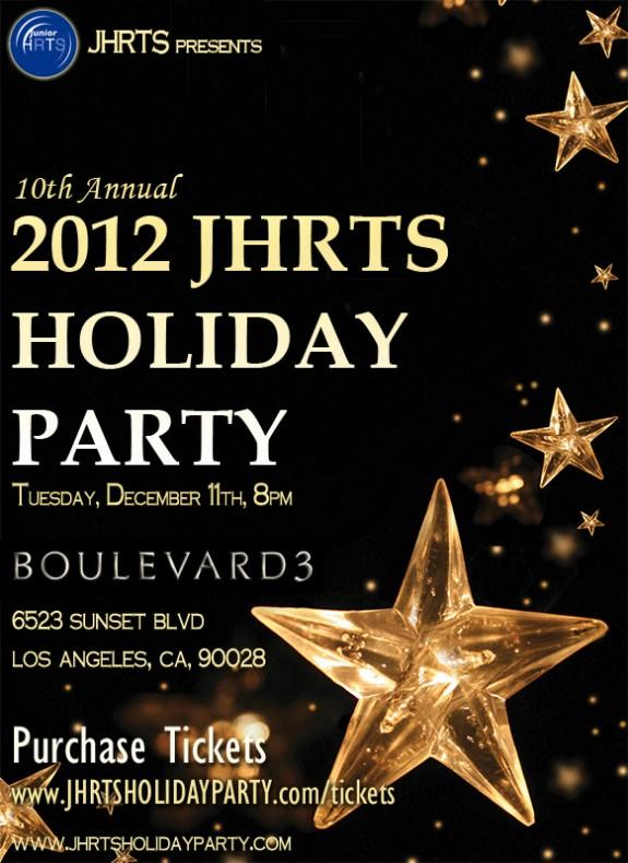 Annual JHRTS Holiday Party: Video